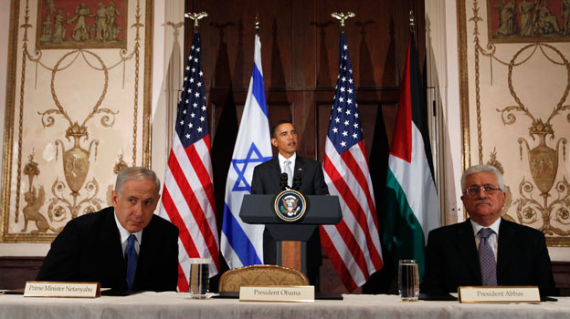 Middle East peace talks move forward