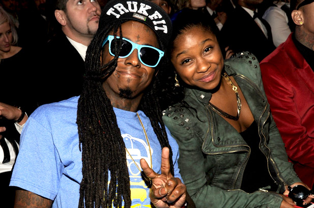 Lil wayne and all his kids 2012 images amp pictures becuo