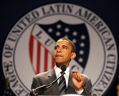 Obama Takes Stance Against Arizona Law