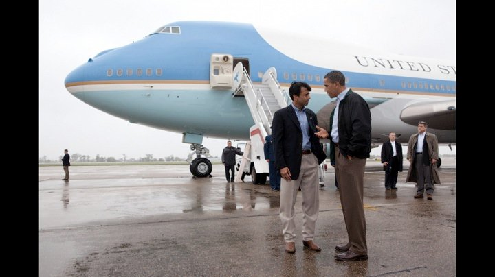 Obama Visits Gulf