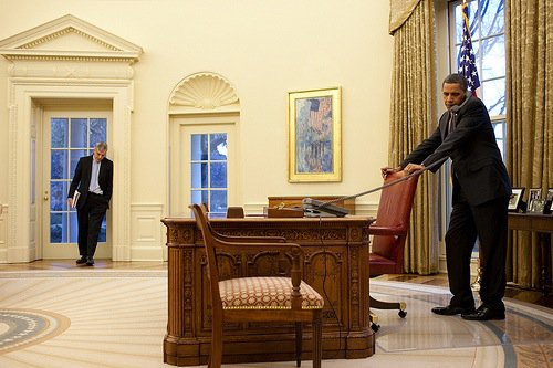 Obama Makes Recess Appointments