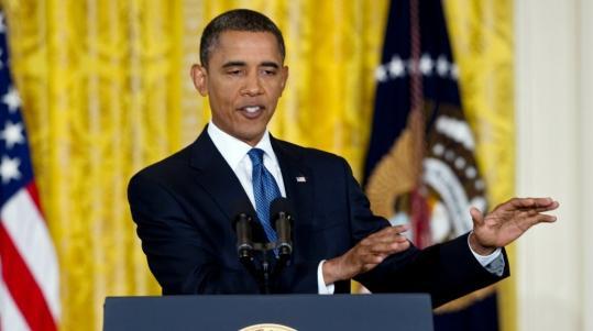 Obama addresses hot topics