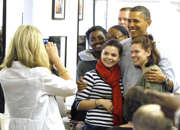 Obama on final days of campaign trail