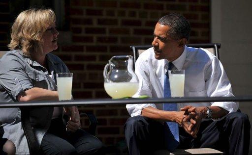 Obama talks economy in Virginia