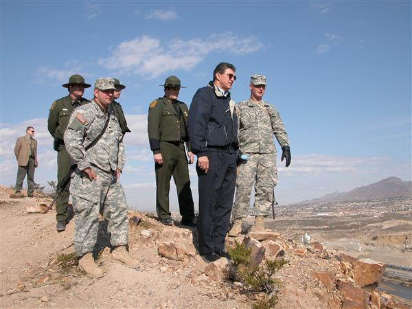 Border Security To Increase