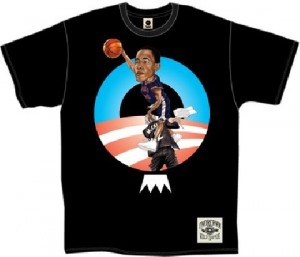 Obama Dunk