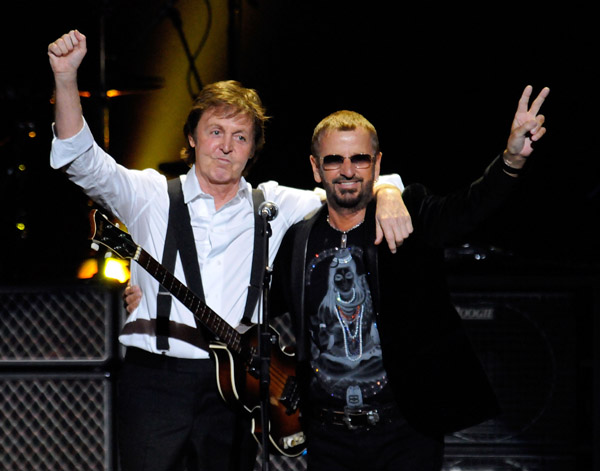 Former Beatle To Release New Album Ringo Starr Dropping 17th Talks Reunion With McCartney