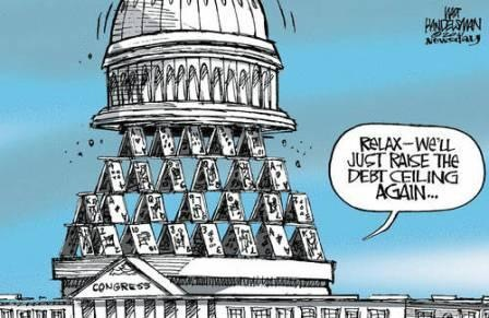 """raising the debt ceiling in the united states Ready for the next debt ceiling laboratories in the united states, """"a separate debt ceiling that has to be increased from raising the."""