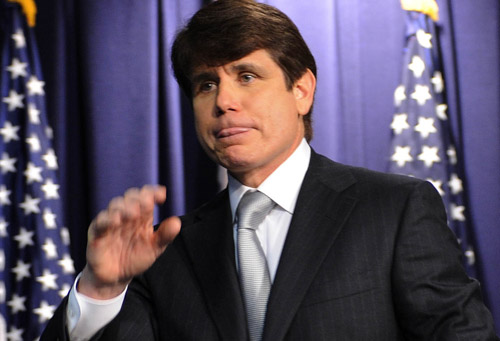Blagojevich trial to go for a second round in 2011