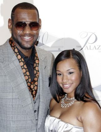 LeBron James Gets Married — NBA Star Ties The Knot With Savannah ...