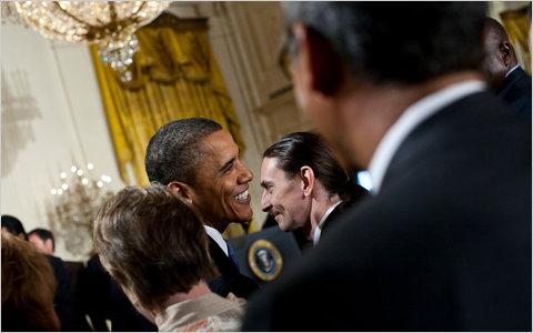 Obama pleased to sign legislature