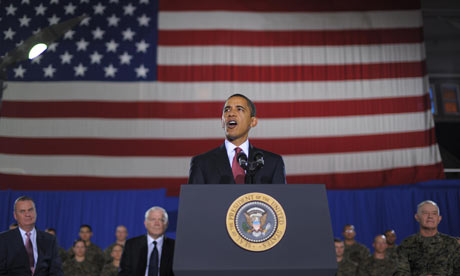 Obama Nears Iraq War Conclusion
