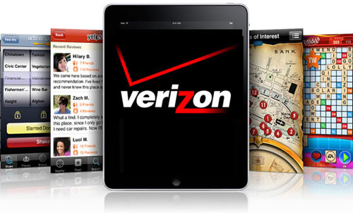 The iPad is coming to Verizon Wireless