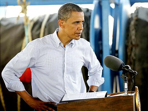 Obama works to restore Gulf