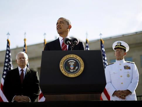 Obama remembers 9/11