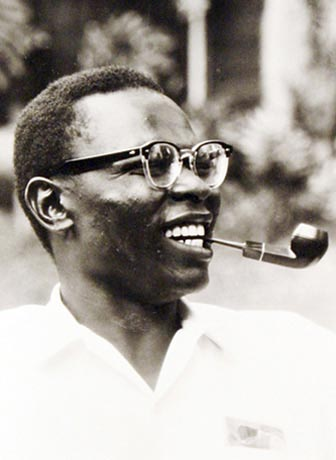 Barack Obama, Sr (Obama's father)