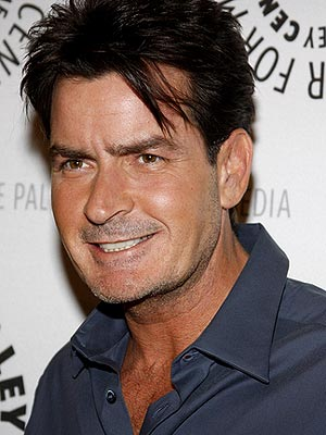 charlie sheen young guns. He began his career very young