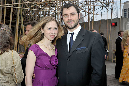 Chelsea Clinton married
