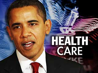 Obama touts health care reform