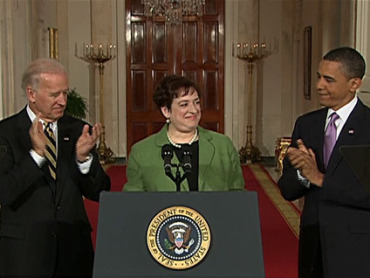 Kagan Becomes Supreme Court Justice