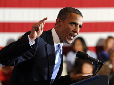 Obama urges passage of small business bill