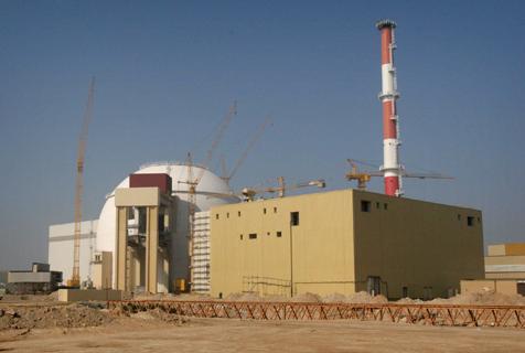 Iran Fuels Nuclear Plant