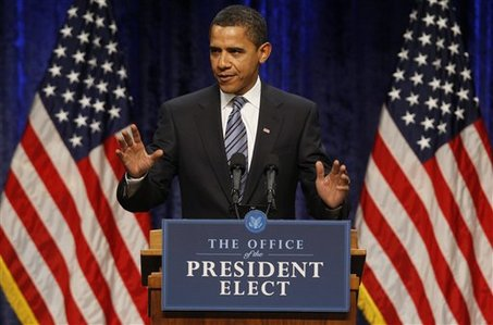 Obama Pressed For Economic Reform