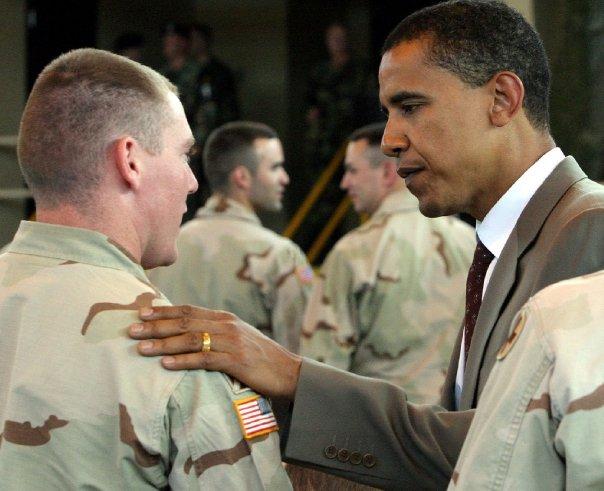 Obama addresses nation on Iraq