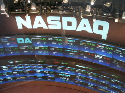 NASDAQ, along with other markets, sees bad day