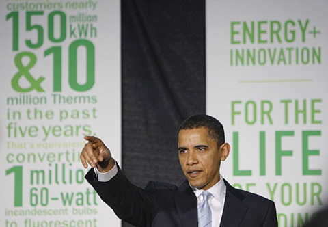 Obama will press for climate bill