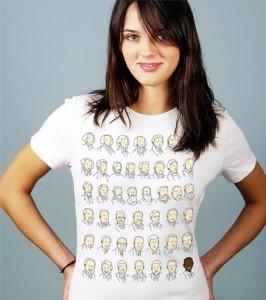 Obama Shirt History