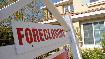 Obama vetoes foreclosure bill