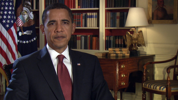 Obama used weekly address to slam GOP