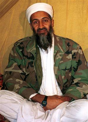 NATO officials suspect bin Laden to be in Pakistan