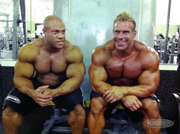 Phil heath before and after photoshop celebrity